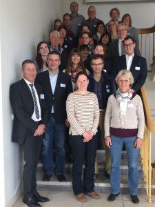 Auftaktveranstaltung des Netzwerks Ehrenamt mit Oberbürgermeister Noerenberg, Schirmherr der Engagierten Stadt Neu-Ulm