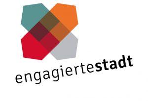 Logo engagierte Stadt