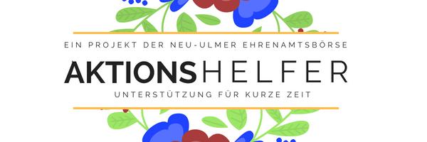 Aktionshelfer - Header Email NEU