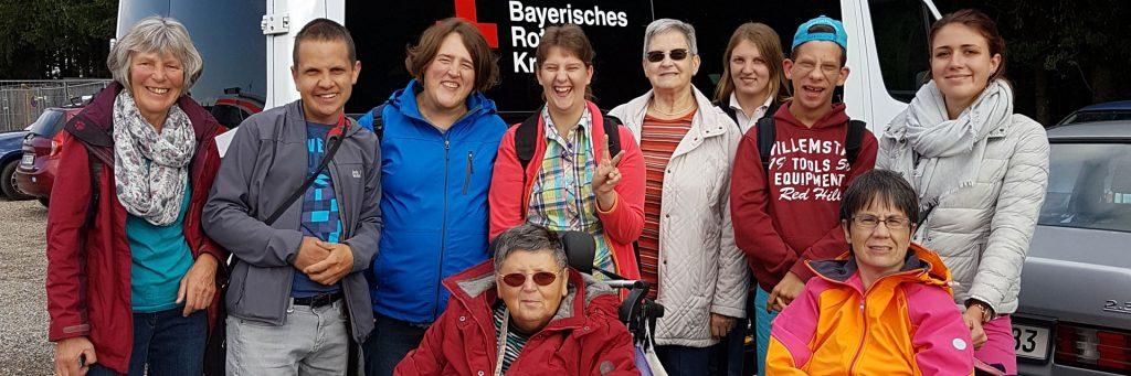 Ehrenamt Offene Behindertenarbeit